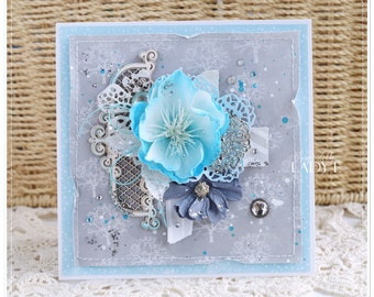 Unique Handmade Any Occasion Card Birthday Thank you Best Wishes