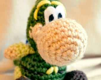 Yoshi's Woolly World Link Yoshi
