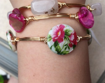 CLEAR OUT SALE! Tropical bangles