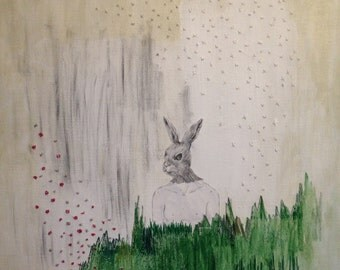 Rabbit artwork