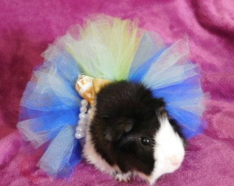 Pig of the Sea Tutu for Small Pets