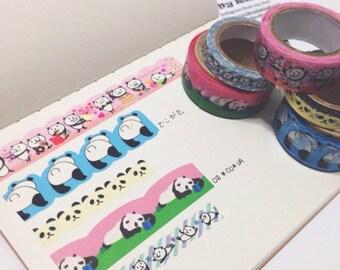 Panda sample set (500cm)
