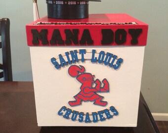 Mana boy graduation box