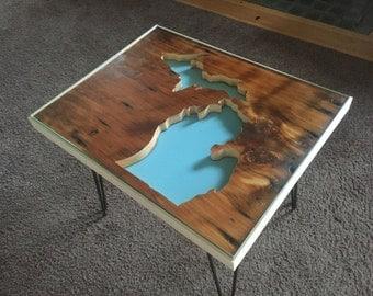 Red Cedar Treasure Table