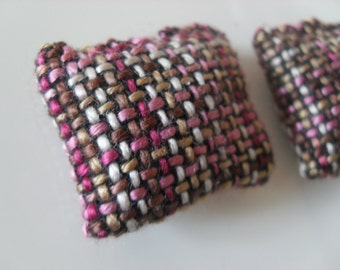 1:12 Miniature Dollhouse Chanel Cushion set of 2