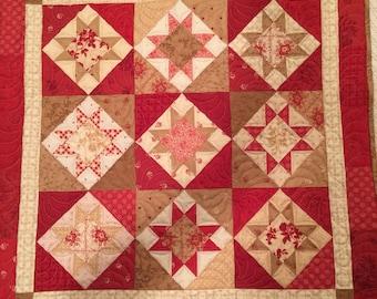 Madeline miniature quilt