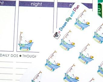 Bath Planner Stickers!DBP10