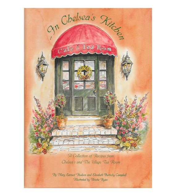Image result for Chelsea's Kitchen Cookbook