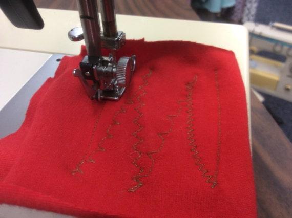 white 1477 sewing machine