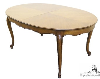 KINDEL Grand Rapids Beauclair Country French Provincial Dining Table 31-19-12