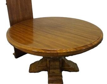 "THOMASVILLE Stockbridge Collection 54"" Round Pedestal Dining Table 13121-732"