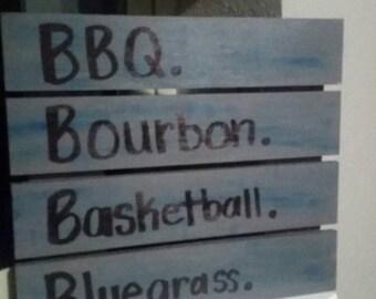 Kentucky Favorites