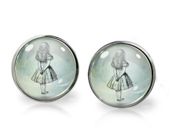 Alice Stud Earrings. Buy THREE get ONE free.