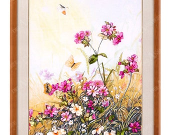RB3-Spring Flowers