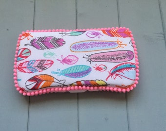 Feather, Wipe Case, Wipes Case, Baby Wipe Case, Wipes Holder, Travel Wipe Case, Wipes Container, Baby Wipes Case, Baby Gift, Babyshower