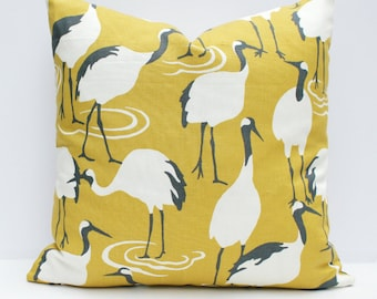 Robert Allen for Dwell Studio Pillow Cover