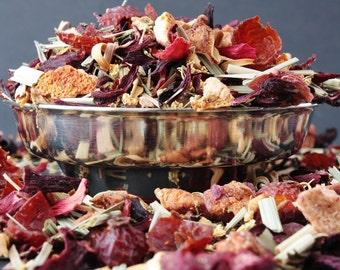 Very Cherry - Fruit Tea - Caffeine Free Tea - Loose Leaf Tea - Tea - Tea Gift