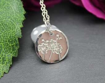 Field of Wishes Pendant