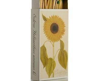 The Sunflower Match Box