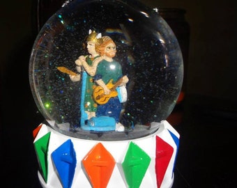Phish Hampton Mothership Snow Globe Glitter Dome