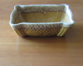 Vintage Cookson Art Pottery Planter Marked 626