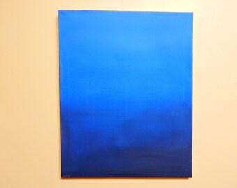 Ocean Gradient (16x20)