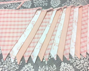Just Peachy Bunting