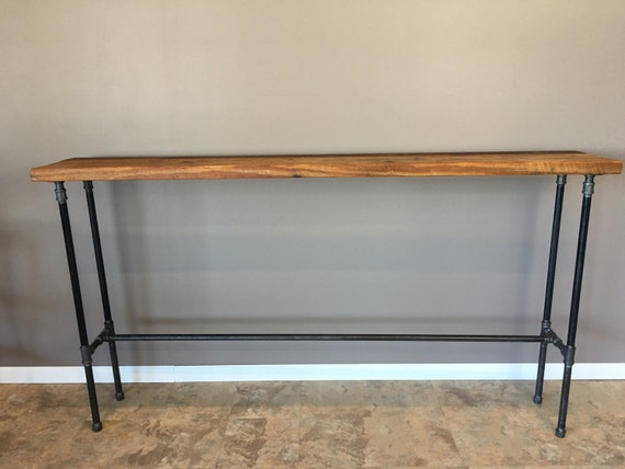 Counter Height Entry Table : Entry Table, Hallway Table, Nook Table,42 Inch High,Bar height Wood ...