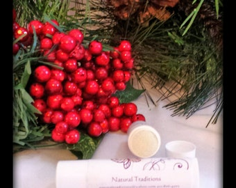 All Natural Chapstick - 3 ct