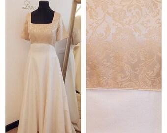 Size 8 white edding dress 30s