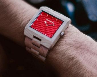 Wood Watch - Great Dane