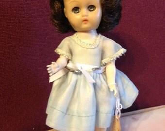 """1955 Vintage 8"""" Cosmopolitan Ginger Doll"""