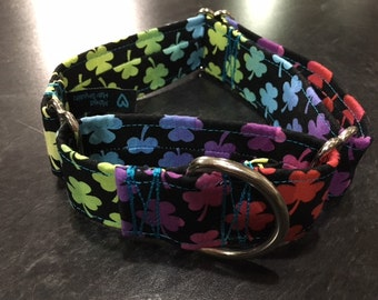 Multi Color Clover Martingale