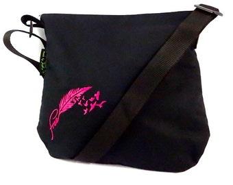 Shoulder bag spring