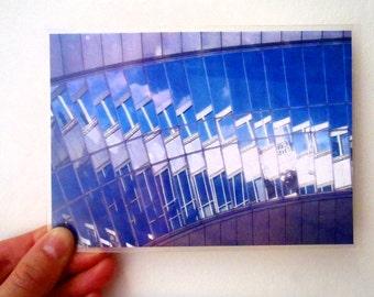 Postal Card - Minimalist Heritage 11, Umeda Sky Building, Osaka, Japan