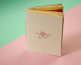 Love zine ' Oh Sam, Oh Codie!' Handmade cute indie comic book illustration