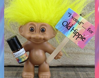 Old Hippie, Patchouli Oil, Sandlewood Oil, Shodhana Oils, Aromatherapy Oils, Hippie Oil, Essential Oil Set
