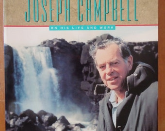 The Hero's Journey by Joseph Campbell 1991 paperback book : Mythology, autobiography, Holy Grail