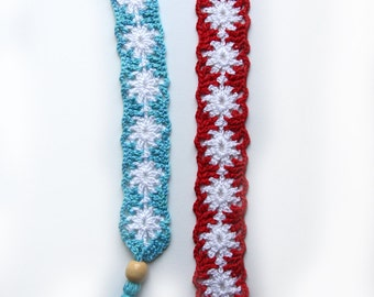 Crochet Bookmarks - Bookmarks for the books - Bookmarks - Gift idea