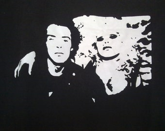 sex pistols Sid and Nancy shirt vintage