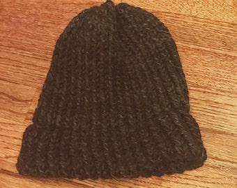 Hand-made Knit Beanie