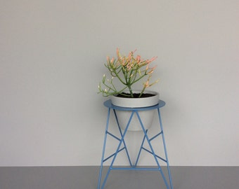 T-Planter plant stand 'Wedgewood'