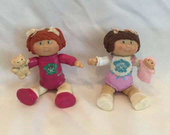 Cabbage Patch Figurines 1984