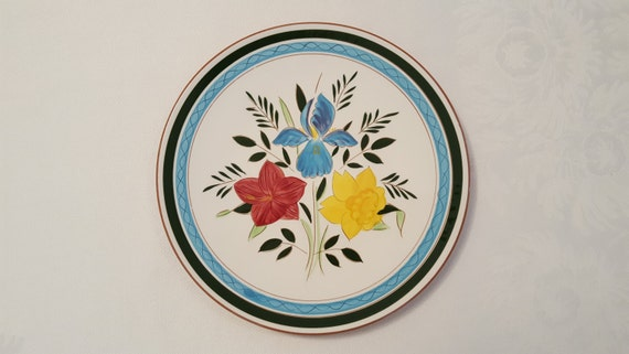 Stangl Country Garden 10'' Plate #3943