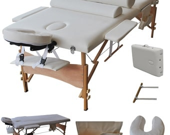 The Fully Loaded Portable Massage Table