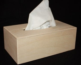 Rectangular Wood Tissue Box,Rectangle Wooden Tissue Box Cover,Rectangular Tissue Cover,Rectangular Wooden Tissue Cover,Kleenex Box Cover