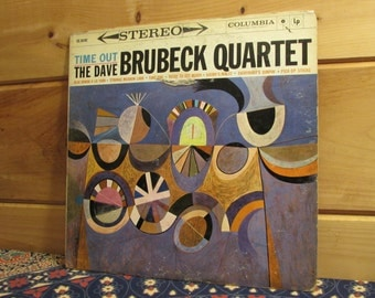 The Dave Brubeck Quartet - Time Out - 33 1/3 Vinyl Record