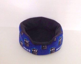 Doctor Who Guinea pig/ small pet cuddle cup