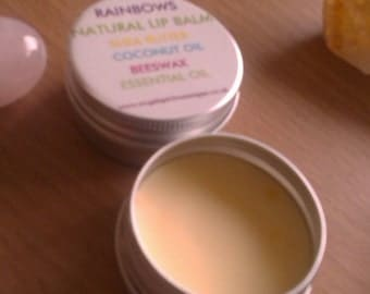 Natural Lip Balms Chapstick Beeswax Lip Balm All Natural Lip Butter Lip Balm Tin Handmade Lip Balm Gifts For Girls Lip Gloss Natural