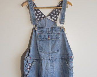 Stars and Stripes Overalls